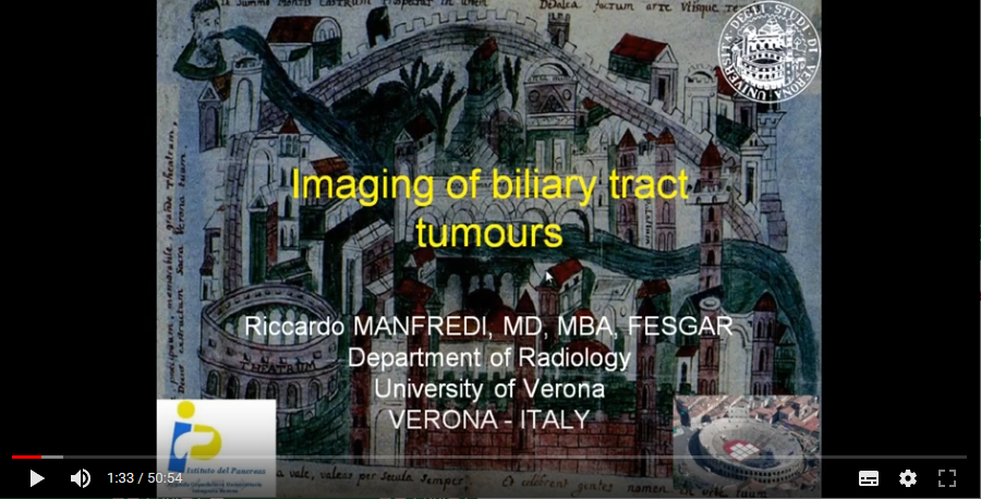 Imaging of biliary tract tumours (2016)
