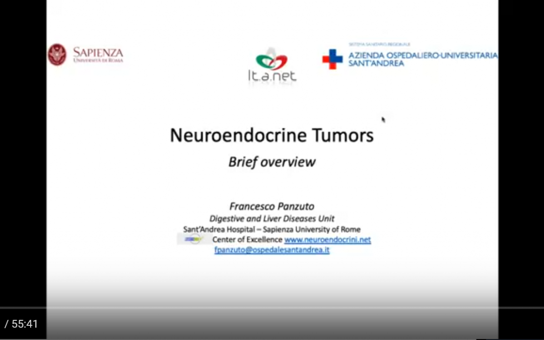 Tumour board: GEP-NET (2020)